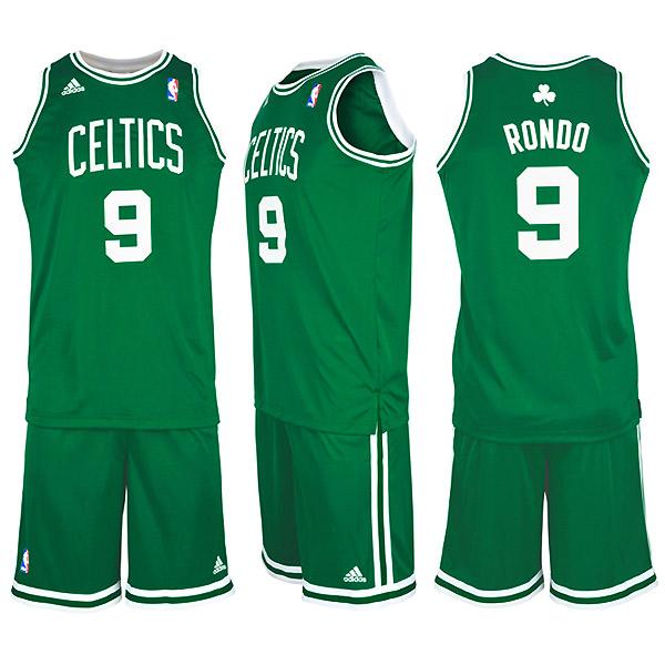 ... adidas Youth Replica Rajon Rondo Adidas Originals NBA Swingman Jersey  Boston Celtics Rajon Rondo ... e44a3abde