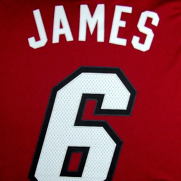 1b162f3c53c ... Jersey 6 LeBron James by casualisme adidas NBA LeBron James Miami Heat  Youth Replica ...