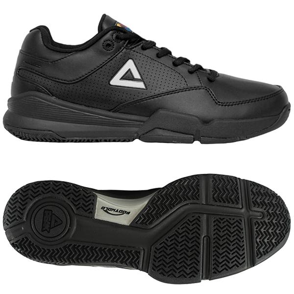 All Black Wrestling Referee Shoes