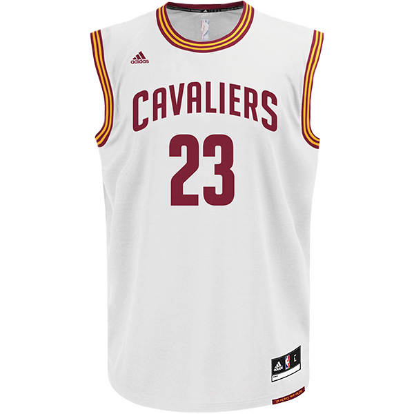 adidas LeBron James Cleveland Cavaliers Jersey NBA