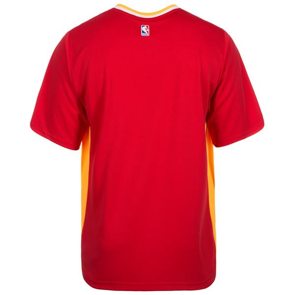 adidas NBA Houston Rockets Sleeved Clutch City Jersey