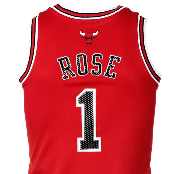 Youth NBA adidas Replica Chicago Bulls Derrick Rose 630dd0ff26d2