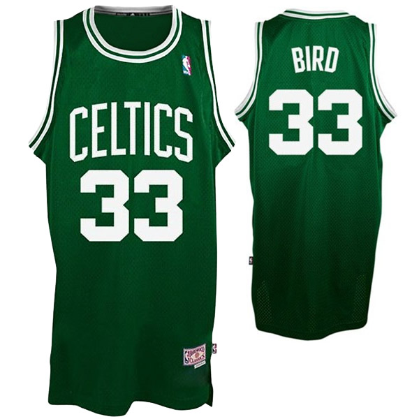 best sneakers 992fa ac612 Boston Celtics Larry Bird Jersey