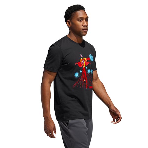 promo code aa0f9 91b31 Marvel Harden T-shirt