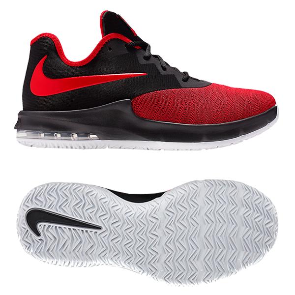 Nike Infuriate III Red