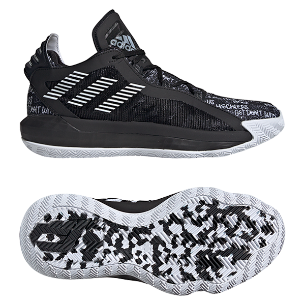 Adidas Dame 6 Black