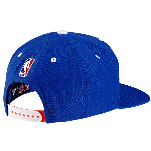 adidas New York Knicks Flat Official Team Headwear Cap eb3126d91fb