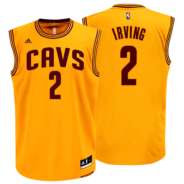 buy online 7377f d6229 Kyrie Irving Jersey YL