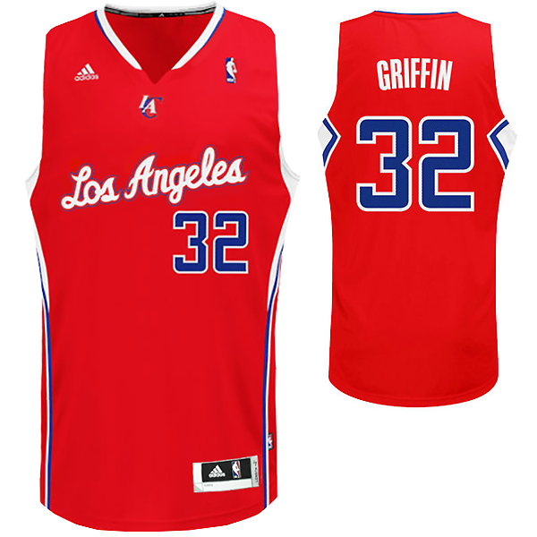 3f4a67359f2 adidas NBA Blake Griffin Los Angeles Clippers Swingman Jersey ...