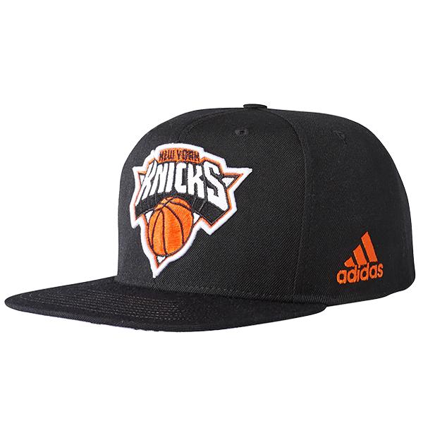 d4275ec31 adidas NBA New York Knicks Flat Official Team Headwear Cap