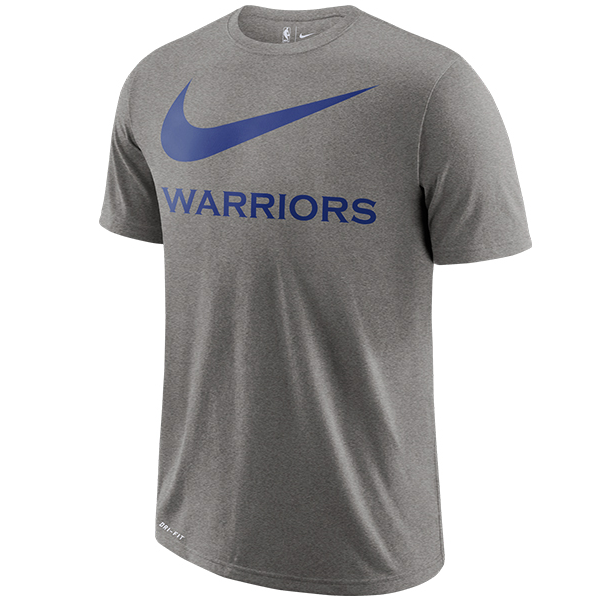 912449fe Nike NBA Dri-FIT Swoosh Golden State Warriors T-Shirt