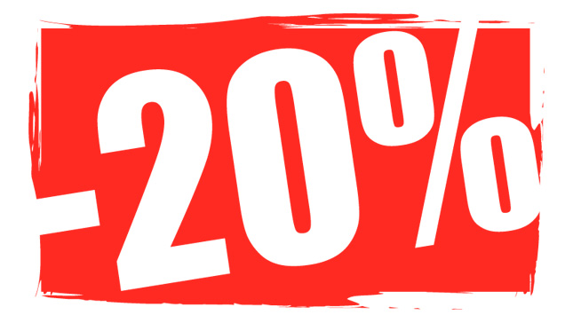 20% Promotion