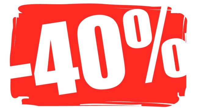 40% Promotion