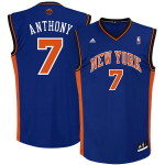 Carmelo Anthony adidas New York Knicks Jersey