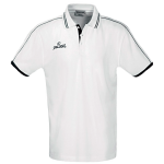 White Spalding Polo Shirt