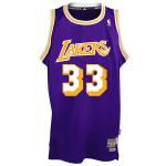 adidas LA Lakers Kareem Abdul-Jabbar Jersey