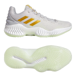 adidas Pro Bounce 2018 Low - Grey Gold