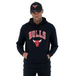 New Era Chicago Bulls Team Logo Hoodie