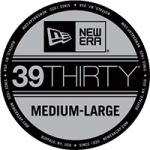 New Era 39THIRTY Sticker