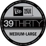 New Era 39THIRTY Sticker