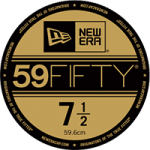 New Era 59FIFTY Sticker