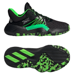 adidas D.O.N. Issue #1 Jr - Stealth Spider-Man