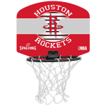 Spalding Houston Rockets Miniboard