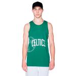 New Era NBA Boston Celtics Logo Green Tank