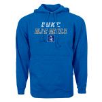 Levelwear NCAA Slant Route Duke Blue Devils Hoodie