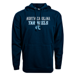 Levelwear NCAA Slant Route North Carolina Tar Heels Hoodie