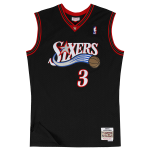 Camisola Mitchell & Ness Soul Swingman Allan Iverson | Philadelphia 76ers 2000-01