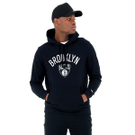 New Era Brooklyn Nets Team Logo Hoodie
