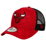 New Era Chicago Bulls Trucker Hook 9FORTY A-Frame Cap