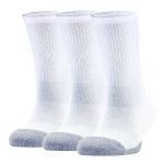 Under Armour HeatGear Crew Socks | 3 Pairs
