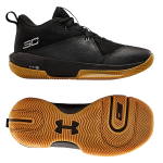 Under Armour Stephen Curry  SC 3ZER0 IV Jr | Black