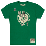 Mitchell & Ness NBA Boston Celtic Worn Logo Tee