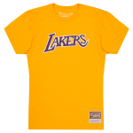 T-shirt NBA Mitchell & Ness Los Angeles Lakers Worn Logo