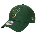 New Era NBA Milwaukee Bucks Diamond Era Essential 9FORTY Cap