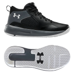 UA Lockdown 5 Jr | Black