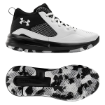 Under Armour Lockdown 5 Jr | White