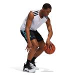 adidas DON Donovan Mitchell shorts | Black