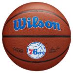 Wilson NBA Team Alliance Ball | Philadelphia 76ers