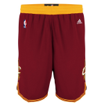 adidas NBA Cleveland Cavaliers Shorts