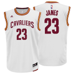 Camisola adidas LeBron James Cleveland Cavaliers NBA