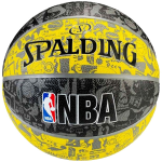 Bola Spalding NBA Graffiti