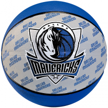 Spalding Dallas Mavericks Ball