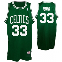 adidas Camisola de Jogo Larry Bird Boston Celtics