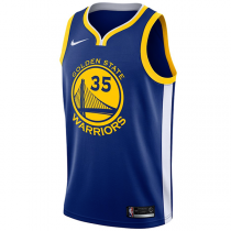 Nike Kevin Durant Golden State Warriors Icon Edition Swingman Jersey NBA