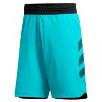 Calções adidas Accelerate 3-Stripes Turquoise