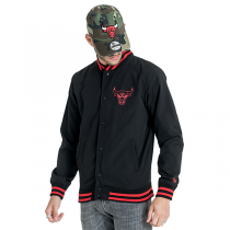 New Era Chicago Bulls Pop Logo Varsity Jacket